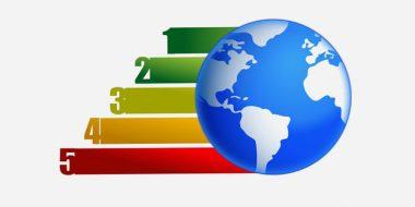 نمایش آنلاین رتبه سایت در ایران و جهان