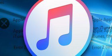رفع مشکل نصب آیتونز (iTunes) در ویندوز 10 ، 8 و 7