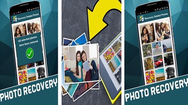 نرم افزار Recover Deleted Photos