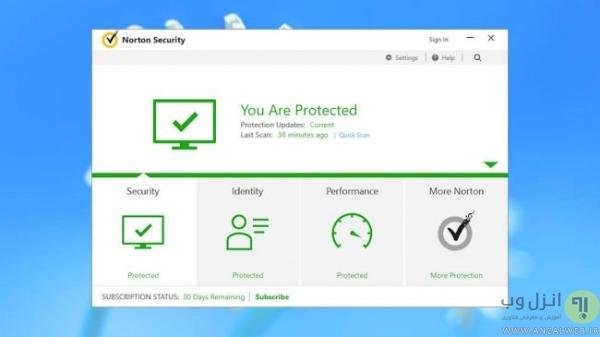 دانلود آنتی ویروس قوی کامپیوتر Norton AntiVirus Basic