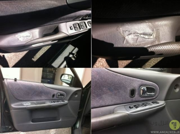 چک کردن داخل خودرو در هنگام خرید ماشین دسته دوم