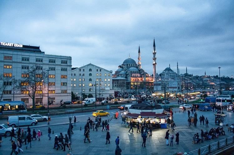 سفری زمستانی و ارزان با تور استانبول