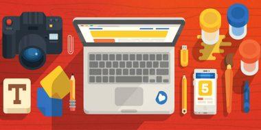 طراحی و ساخت اینفوگرافیک آنلاین