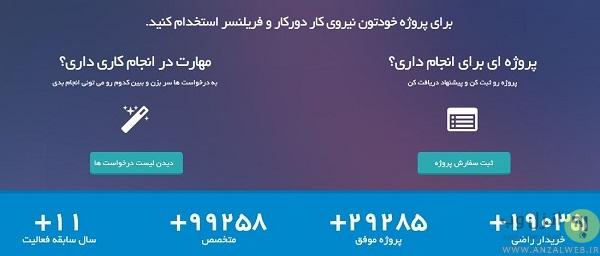 سایت فریلنسر ایرانی