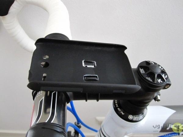 ساخت نگهدارنده گوشی برای <strong>دوچرخه</strong>