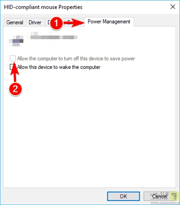 تغییر تنظیمات Intel Management Engine Interface