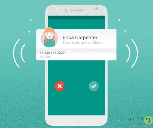 رفع مشکل عدم نمایش Live Caller ID در تروکالر