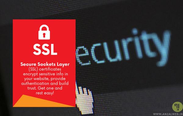 آموزش بالا بردن امنیت سایت