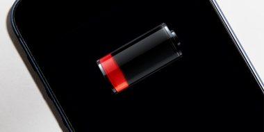 حل مشکل خالی شدن باتری آیفون