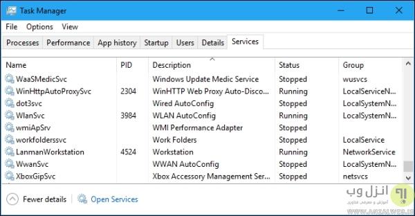 %آموزش کامل کار با Task Manager ویندوز