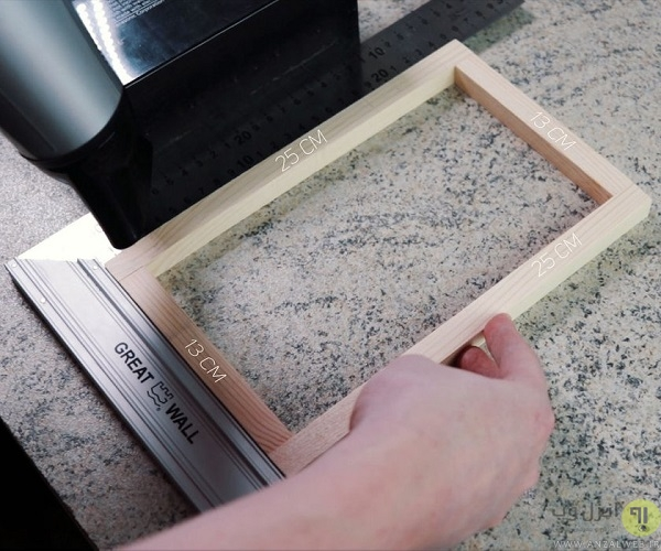 ساخت چراغ خواب ساده