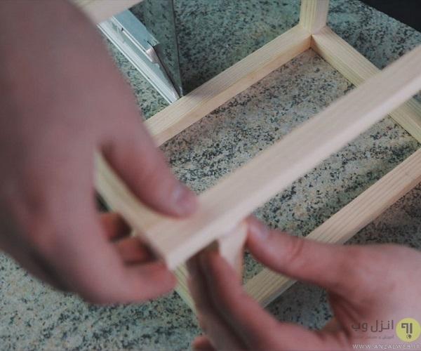 ساخت چراغ خواب با کارتن