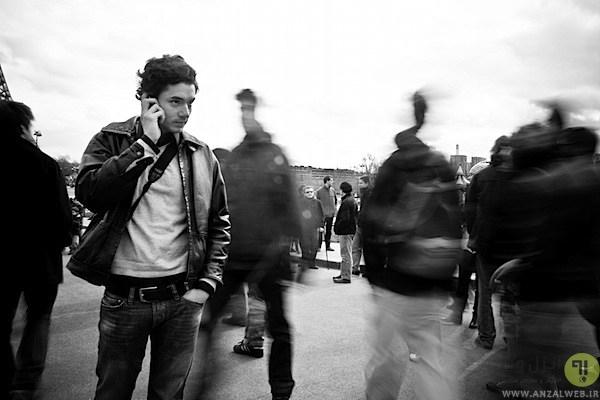 آموزش عکاسی پرتره با گوشی