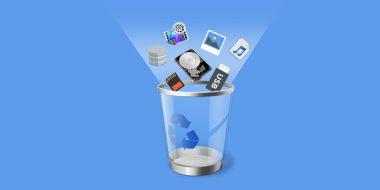 ریکاوری سطل آشغال (Recycle Bin) ویندوز 10 ، 8 و 7