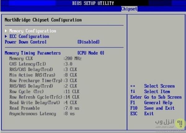 بایوس چیست؟ کاربرد باتری مادربرد کامپیوتر