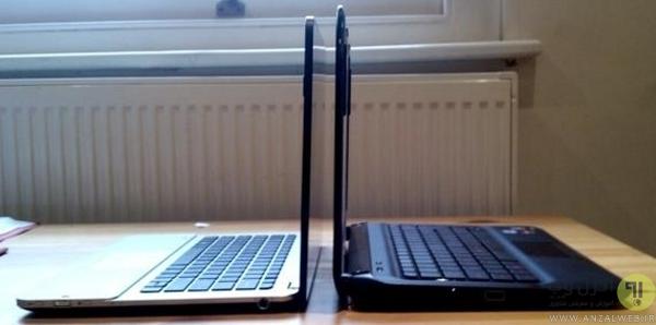 تفاوت الترابوک با لپ تاپ و نوت بوک