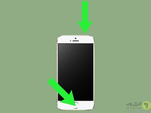 روش رفتن به حالت DFU در iPhone 6 و قدیمی تر