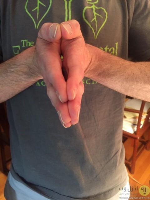 جلوگیری از درد مچ دست تایپ کردن