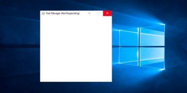 11 روش رفع مشکل کار نکردن و باز نشدن Task Manager ویندوز 10 ، 8 و 7