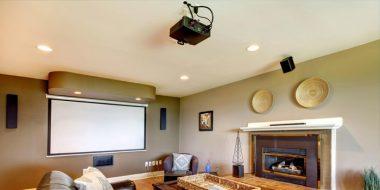 آموزش کامل تصویری نصب ویدئو پروژکتور در خانه یا محل کار
