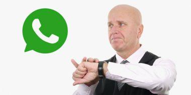 مشکل نیامدن و دیر دریافت کردن پیام ها در واتساپ