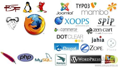 زبان های برنامه نویسی متن باز