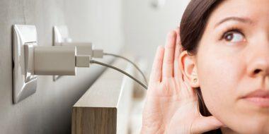 بررسی علت مشکل صدا دادن شارژر گوشی ، لپ تاپ و.. هنگام اتصال به برق
