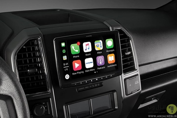پخش آهنگ از گوشی به رادیو ماشین اندروید