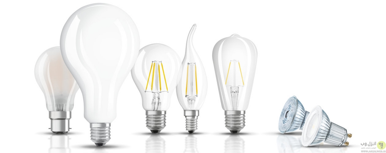 علت چشمک زدن لامپ ال ای دی در حالت روشن