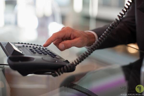 خط تلفن VoIP