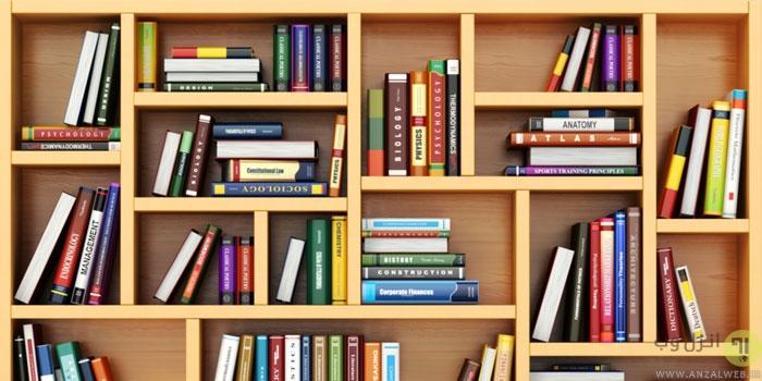 بهترین سایت های معرفی کتاب فارسی و انگلیسی