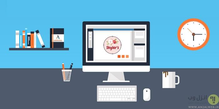ساخت و طراحی لیبل و برچسپ آنلاین