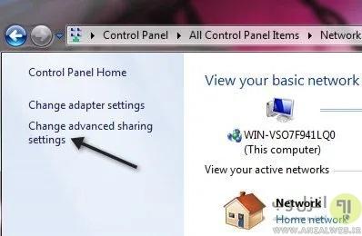 اخطار windows was unable to connect