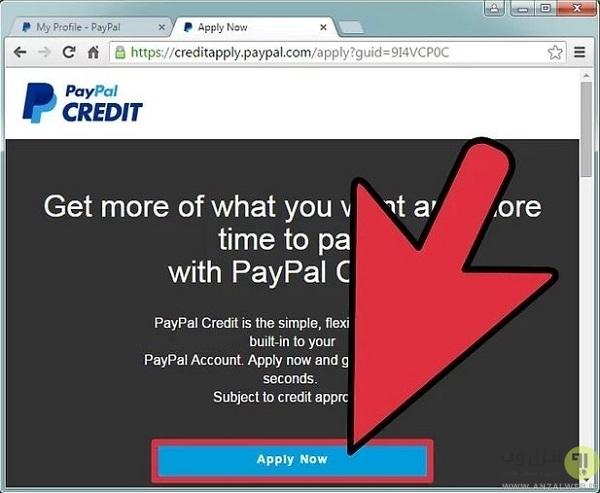 حساب paypal در ایران