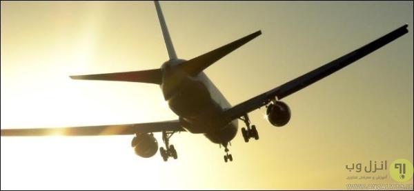 حالت پرواز در موبایل چیست؟