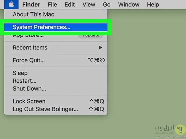 روش غیر فعال کردن فایروال در سیستم عامل مک (Mac OS)