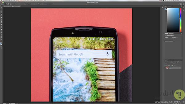 نحوه تغییر سایز عکس در فتوشاپ بدون افت کیفیت