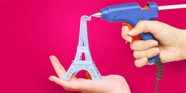 ترفند و کاربرد جالب چسب حرارتی که بهتر است بدانید
