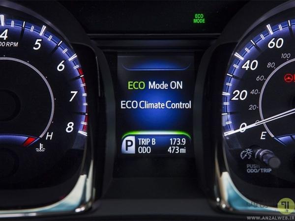 حالت ECO در ماشین چیست؟