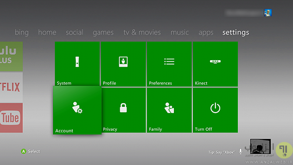 %آموزش ساخت اکانت Xbox