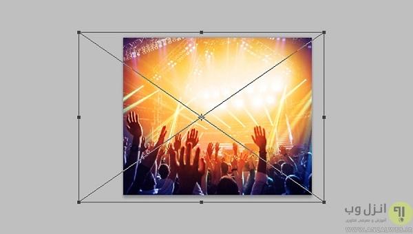 آموزش طراحی پوستر تبلیغاتی در فتوشاپ