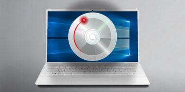 آموزش 3 روش رایت سی دی و دی وی دی در ویندوز 10 ، 8 و 7