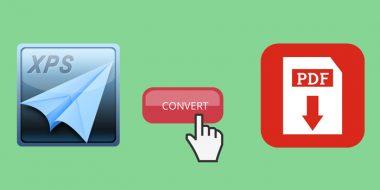 5 روش تبدیل فایل XPS به PDF آنلاین