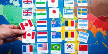 سرویس های یادگیری نام پایتخت کشورها به صورت آنلاین