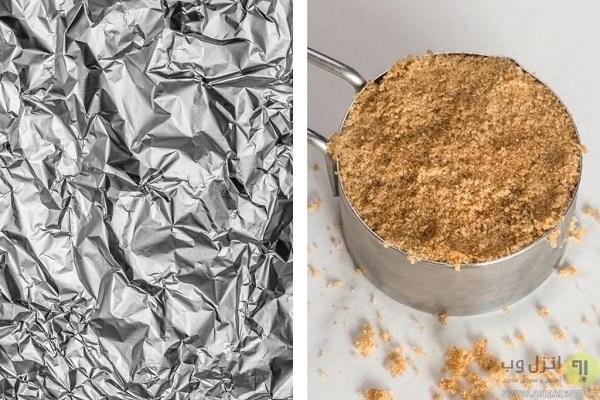 کاربرد جالب آلومینیوم
