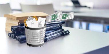 بازیابی و برگرداندن فایل اکسل ذخیره نشده