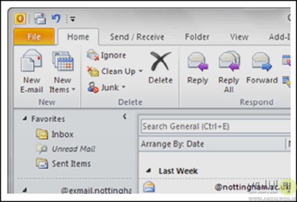 تفاوت web mail و mail client