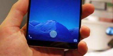 راهنما: حسگر اسکنر اثر انگشت زیر صفحه نمایش چیست و چگونه کار میکند؟