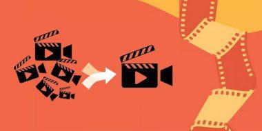 آموزش 12 روش ادغام و چسباندن چند فیلم به هم در کامپیوتر