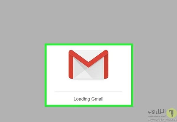 آموزش فرستادن ایمیل در جیمیل